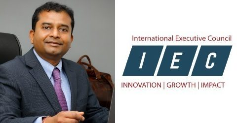 Balaji Sriraghavan-founding-iec